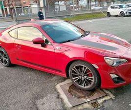 TOYOTA GT86 2.0 1ST EDITION