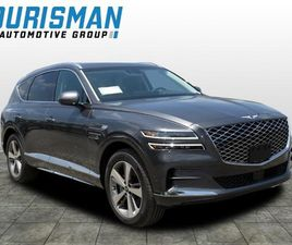 BRAND NEW GRAY COLOR 2021 GENESIS GV80 2.5T FOR SALE IN BOWIE, MD 20716. VIN IS KMUHBDSB6M