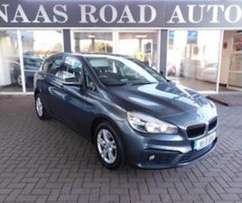 BMW 2 SERIES 216D SE 5 DOOR HATCHBACK // 1 OWNER FOR SALE IN DUBLIN FOR €10950 ON DONEDEAL