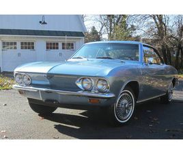 1966 CHEVROLET CORVAIR MONZA 110 SPORT COUPE