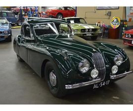 FOR SALE: 1952 JAGUAR XK120 IN HUNTINGTON STATION, NEW YORK