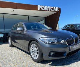 BMW 116 D EDYNAMICS ADVANTAGE A GASÓLEO NA AUTO COMPRA E VENDA