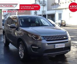 LAND ROVER DISCOVERY SPORT DISCOVERY SPORT 2.0 TD4 180 CV HSE LUXURY