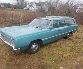 FOR SALE: 1967 PLYMOUTH FURY IN WOODSTOCK, CONNECTICUT