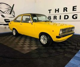 FORD ESCORT MK 2 1977 FOR SALE IN DERRY FOR £14,995 ON DONEDEAL