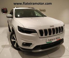 CHEROKEE 2.2 CRD 143KW LIMITED 9AT E6D FWD
