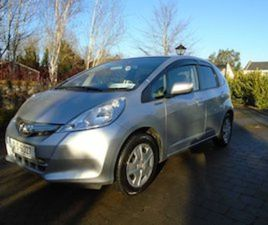 HONDA FIT, 1.3 AUTO HYBRID NEW NCT 12/22 FOR SALE IN DUBLIN FOR €6450 ON DONEDEAL