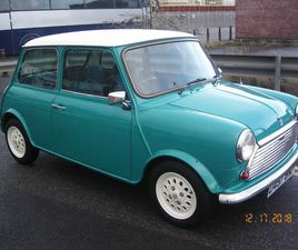 1987 AUSTIN MINI 1.0 MAYFAIR AUTO - £5,995
