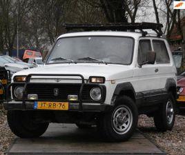 1.7I 4WD 4X4 NL-AUTO UNIEK/APK 13-10-2021