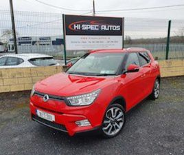 2016 SSANGYONG TIVOLI 4X2 EL CROSSOVER FOR SALE IN CLARE FOR €12750 ON DONEDEAL
