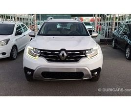RENAULT DUSTER RENAULT DUSTER 4WD 2019GCC 74722 K.M WHAITCOLOR VERY NICE CAR FOR SALE: AED