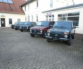 LADA 4 X 4 NEUES MODELL MIT FACELIFT