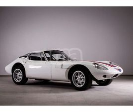 MARCOS 1500 GT/1650GT DE 1967