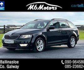 SKODA OCTAVIA SE TECHNOLOGY 1.6 TDI 115PS FOR SALE IN GALWAY FOR €14450 ON DONEDEAL