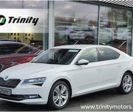 SKODA SUPERB 2.0 TDI SE L EXECUTIVE 150 BHP BEST FOR SALE IN WEXFORD FOR €22950 ON DONEDEA