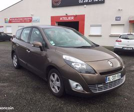 RENAULT MEGANE GRAND SCENIC LLL 1,9 DCI 130 DYNAMIQUE
