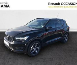 VOLVO XC40 T4 190CH R-DESIGN GEARTRONIC 8