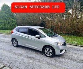 2015 HONDA FIT HYBRID .. AUTOMATIC FOR SALE IN DUBLIN FOR €8899 ON DONEDEAL
