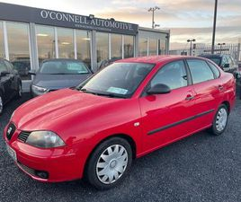 2007 SEAT CORDOBA 1.4 LOW MILES FOR SALE IN DUBLIN FOR €1,999 ON DONEDEAL