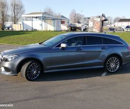 MERCEDES CLASSE CLS 2 SHOOTING BRAKE 250D EXECUTIVE 4MATIC 7 G TRONIC+