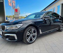 BMW 740 E M SPORT IPERFORMANCE 2018, SEDAN - BILWEB.SE