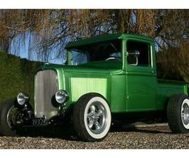 1932 FORD MODEL B PICKUP V8 HOT ROD.NOW SOLD,MORE REQUIRED