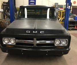 1970 GMC 1/2 TONNE P/UP | CLASSIC CARS | CITY OF TORONTO | KIJIJI