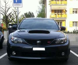 SUBARU IMPREZA 2.5 TURBO 4WD WRX STI
