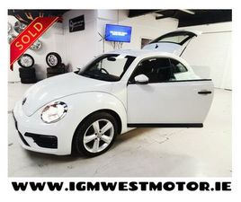 VW BEETLE / SOLD / 1.2 PETROL MANUAL FOR SALE IN DUBLIN FOR €17,900 ON DONEDEAL