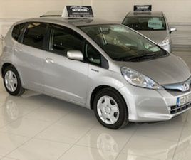 2013 HONDA FIT, HIGH SPECS,IMMACULATE FOR SALE IN DUBLIN FOR €7870 ON DONEDEAL