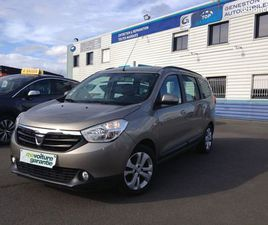 DACIA LODGY 1.5 DCI 110 7 PLACES GPS