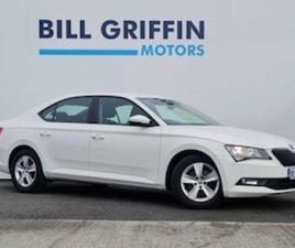 SKODA SUPERB 1.6 TDI S 120BHP AUTOMATIC MODEL // FOR SALE IN DUBLIN FOR €17900 ON DONEDEAL