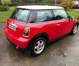MINI COOPER D FOR SALE IN LIMERICK FOR €3,650 ON DONEDEAL