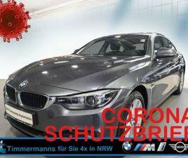 BMW 420D XDRIVE GRAN COUPE ADVANTAGE NAVI GLASDACH