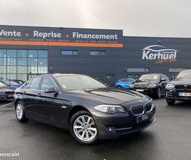 BMW SERIE 5 (F10) 520DA 184CH LUXE