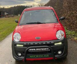 MICROCAR M.GO MOPEDAUTO
