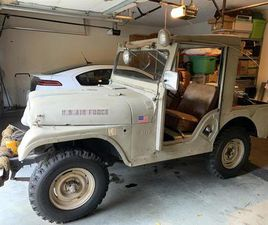 FOR SALE: 1960 JEEP WILLYS IN BLOOMINGTON, INDIANA