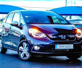 ((VIDEO TOUR))-NEW JAZZ HYBRID-((EXECUTIVE MODEL)) FOR SALE IN KILDARE FOR €31,550 ON DONE