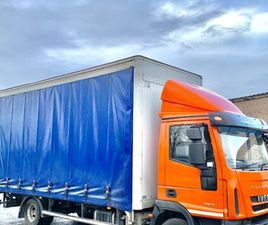 IVECO EUROCARGO FOR SALE IN CORK FOR €10,995 ON DONEDEAL