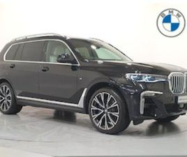BMW X7 XDRIVE30D M SPORT FOR SALE IN DUBLIN FOR €129950 ON DONEDEAL