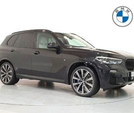 BMW X5 X5 XDRIVE30D M SPORT FOR SALE IN DUBLIN FOR €125,950 ON DONEDEAL