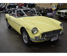 FOR SALE: 1967 MG MGB IN HUNT, NEW YORK