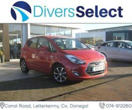 HYUNDAI IX20 DELUXE 4DR FOR SALE IN DONEGAL FOR €11945 ON DONEDEAL