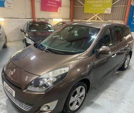 RENAULT GRAND SCENIC 1.5 DCI DYNAM TOM FOR SALE IN CORK FOR €5,995 ON DONEDEAL