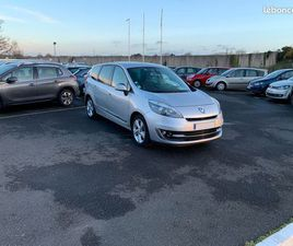 RENAULT GRAND SCENIC III PHASE 2 - 1.5 DCI 110 - DYNAMIQUE 7PL