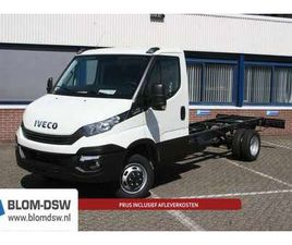 IVECO DAILY 40C18 A8 CHASSIS CABINE WB4100