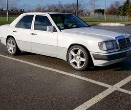 MERCEDES-BENZ W124 | CLASSIC CARS | MISSISSAUGA / PEEL REGION | KIJIJI