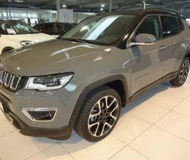 JEEP COMPASS LIMITED GSE 130PS MT