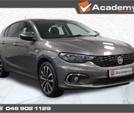FIAT TIPO GREAT SPEC AND VALUE FOR SALE IN MEATH FOR €15,450 ON DONEDEAL