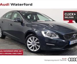 VOLVO S60 D2 SE FOR SALE IN WATERFORD FOR €18995 ON DONEDEAL